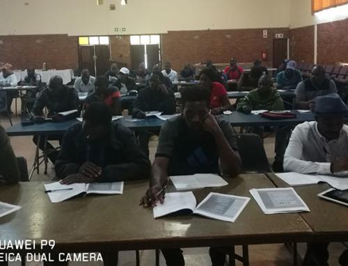 Regional Forum Mbombela 8 September 2017